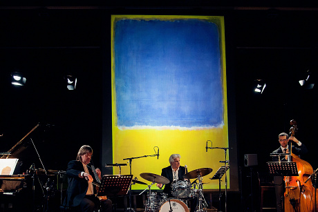 ROTHKO IN JAZZ